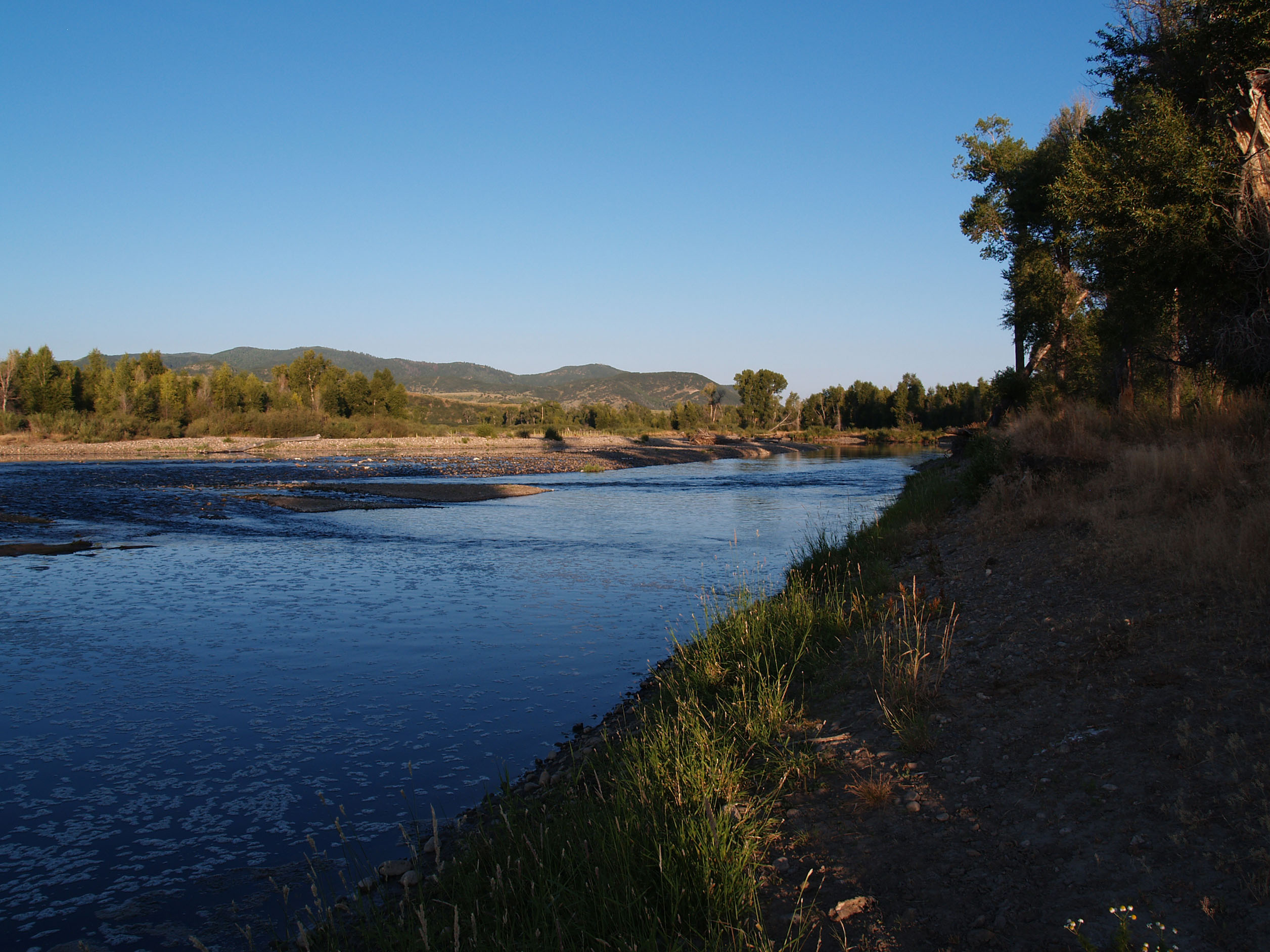 Yampa River - Camilletti Ranch