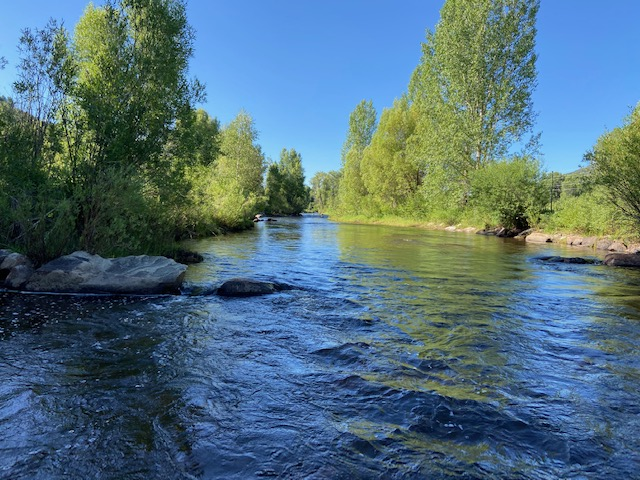 Yampa River Public - Steamboat Springs