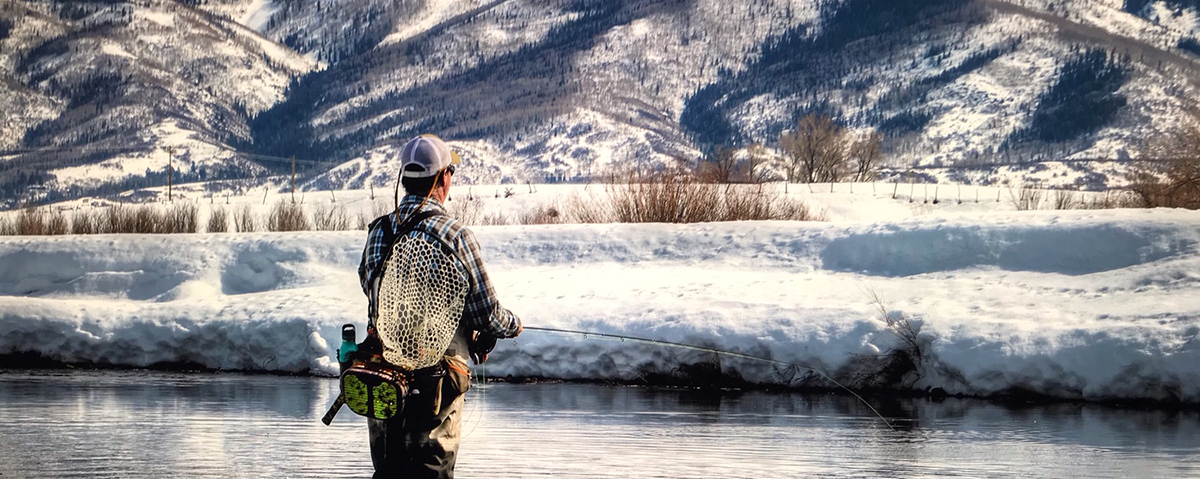 Winter Yampa Fishing